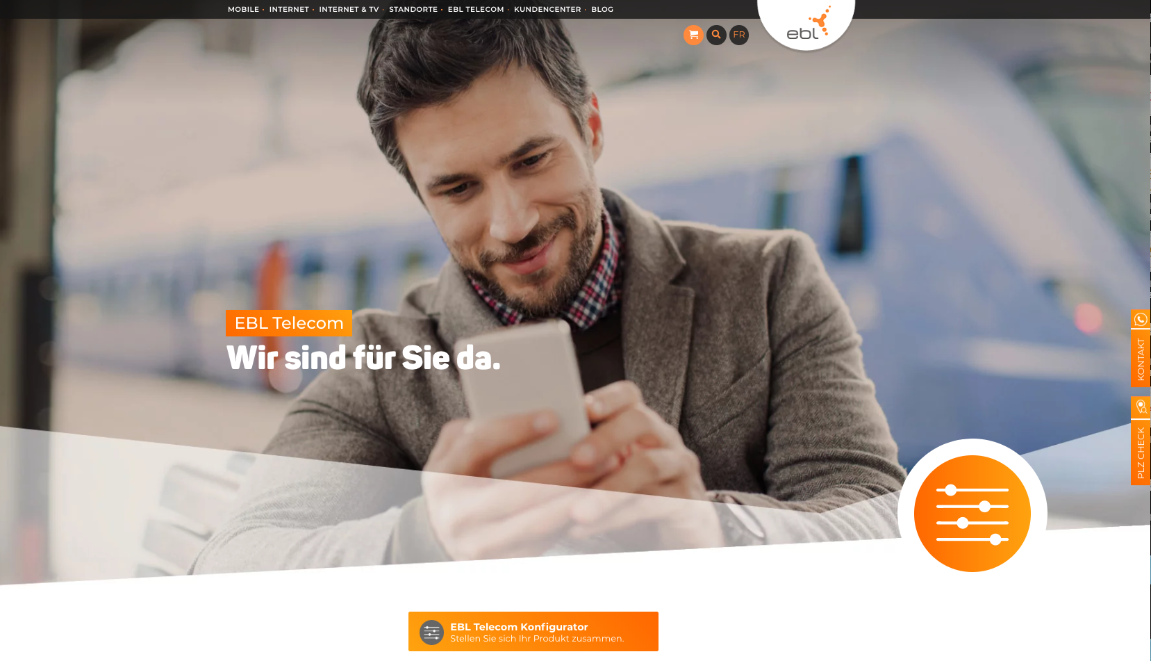 EBL Relaunch Website mit HubSpot