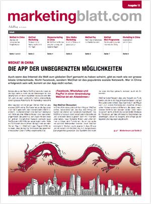 Preview Marketingblatt