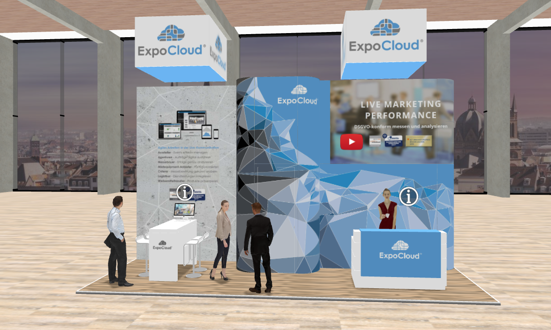 ExpoCloud_Messestand
