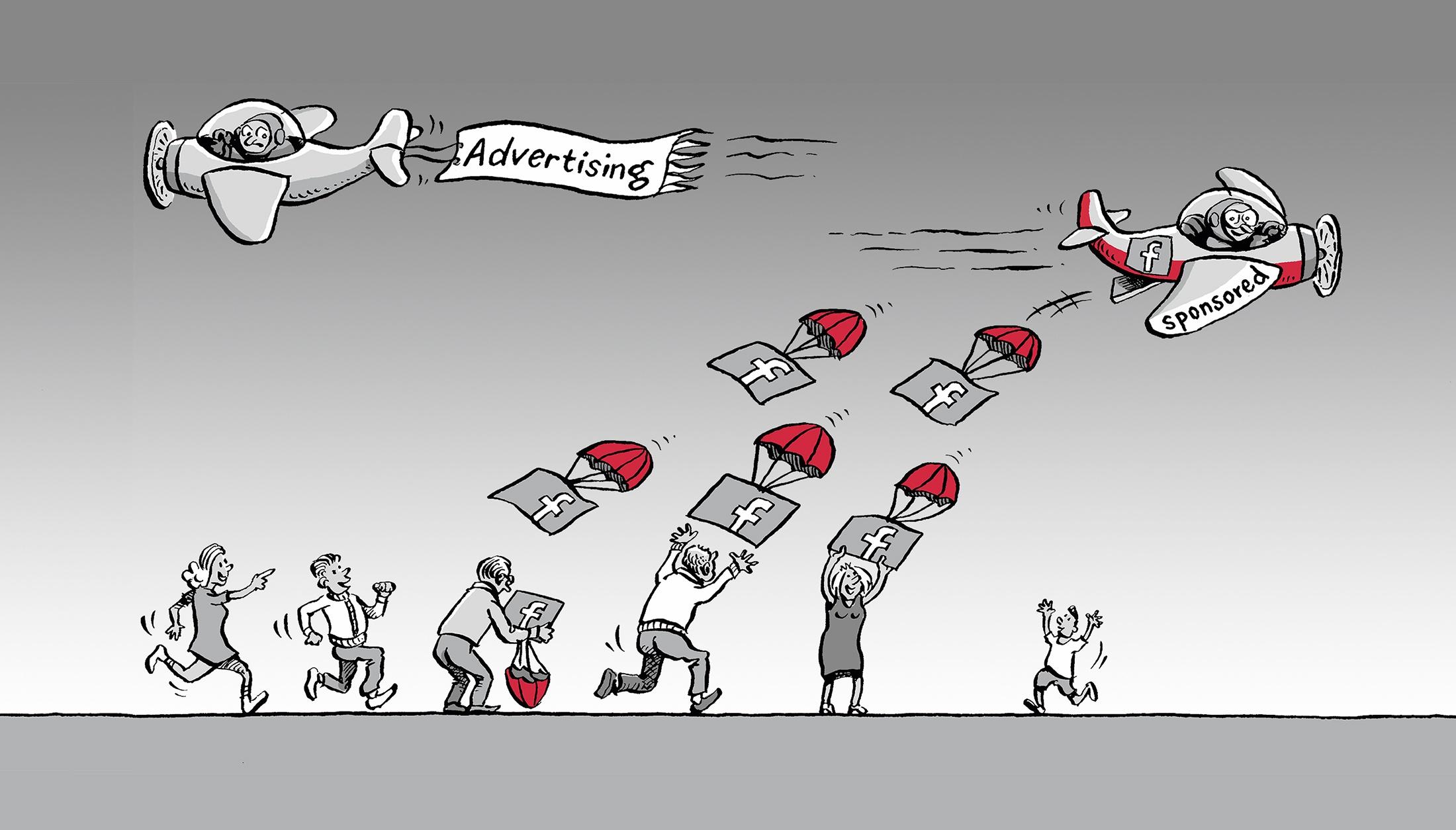 Sponsored Content – Targeting auf Facebook