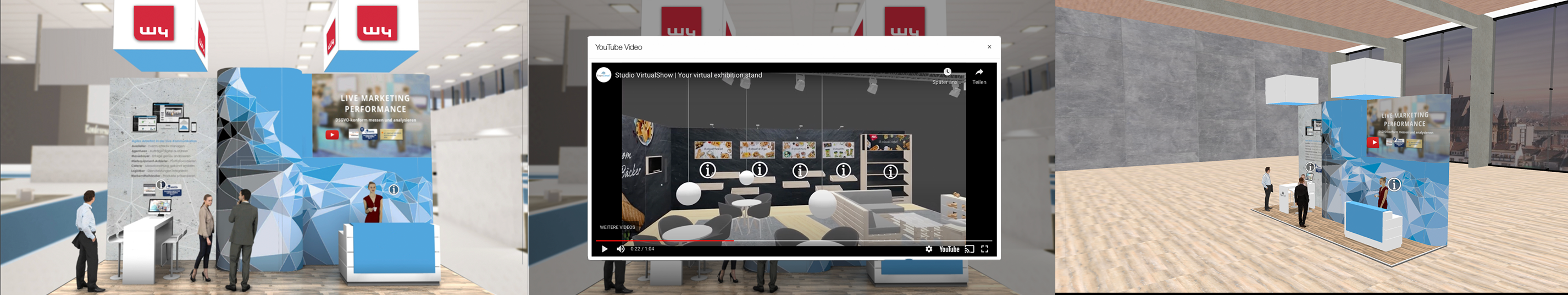 Virtual Messestand product3