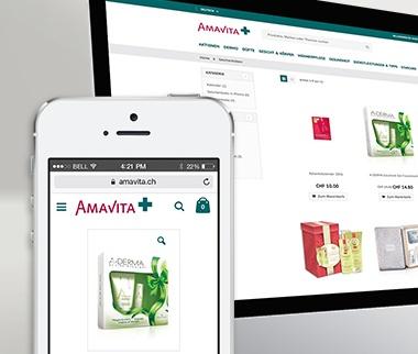 amavita online shop