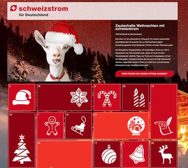 schweizstrom advent calendar