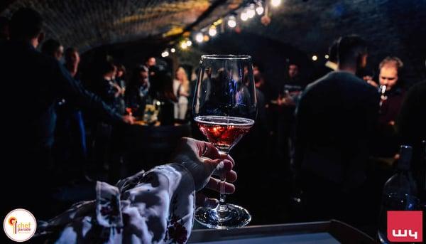 Weinverkostung W4 2018