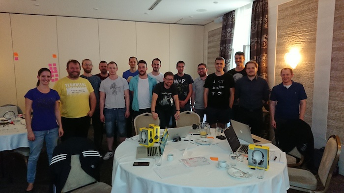 hackathon bratislava