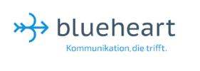 Logo blueheart