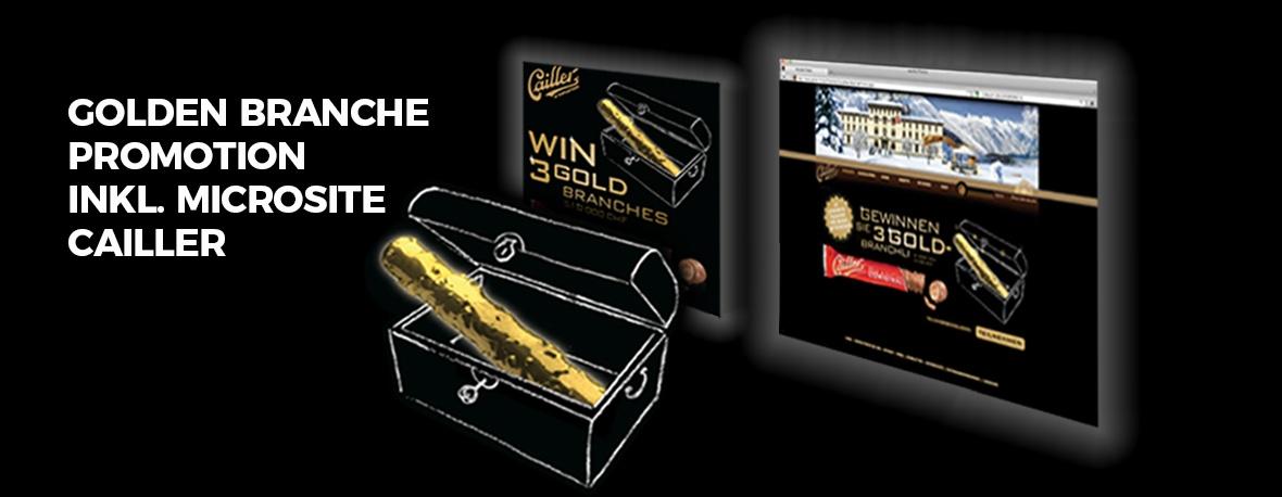 Cailler Golden Branch Wettbewerb