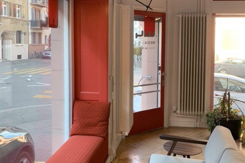 W4 Office Zurigo