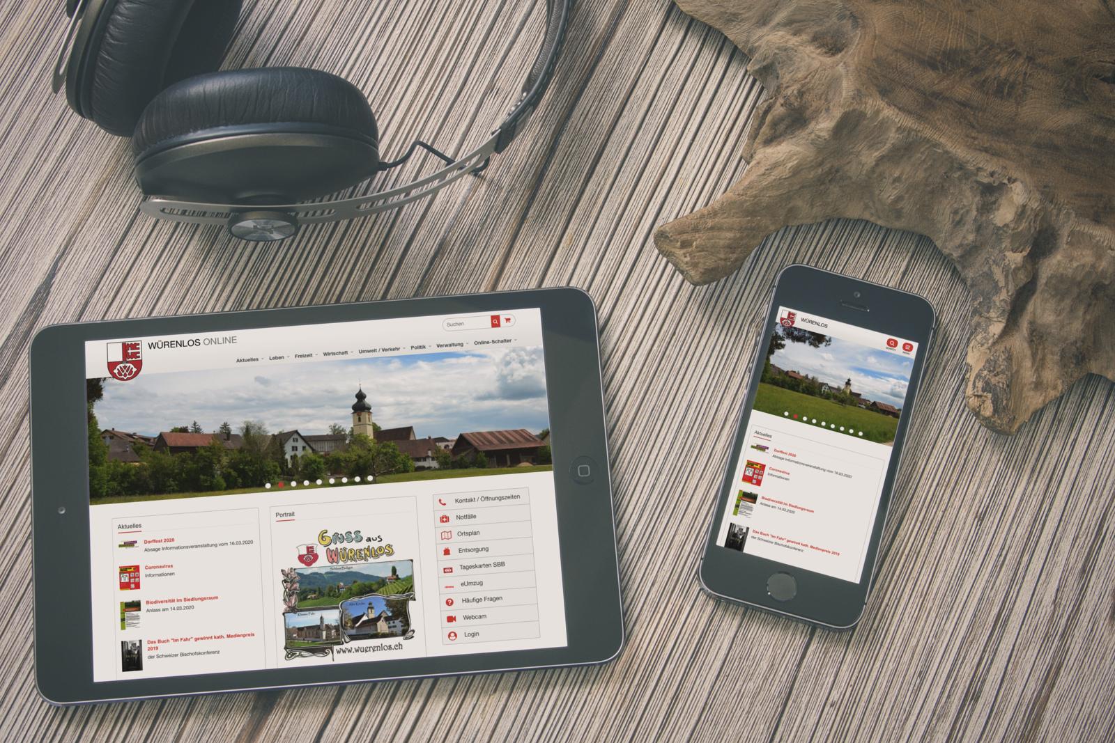 Gemeinde-website-mobule-responsive-schweiz