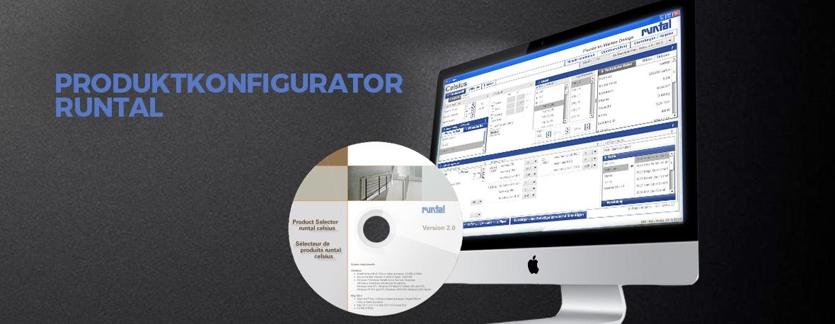 Produktkonfigurator Runtal